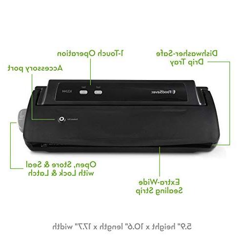 FoodSaver Vacuum V2244 System with