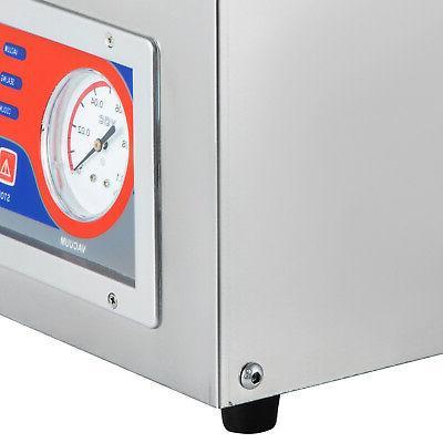 Vacuum Sealing Commercial Hydraulic Pressure W/ Storage Kitchen