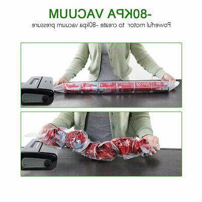 Crenova Vacuum Food Sealer Saver + Roll + 10