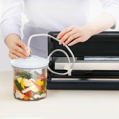 Crenova Vacuum Food Saver + 1 + 10 pc..