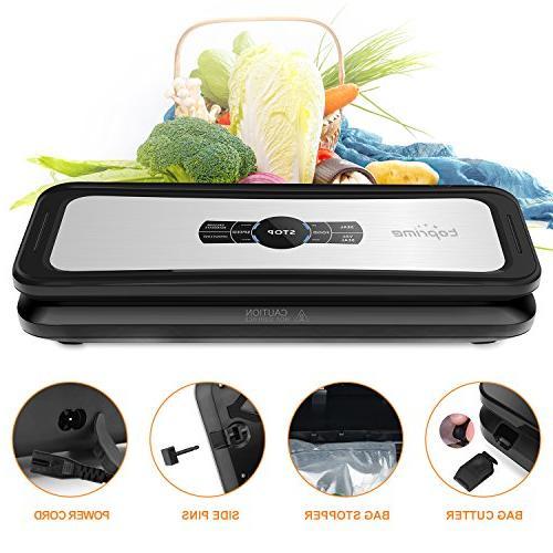 Toprime Vacuum for Food Saver, Vide Starter
