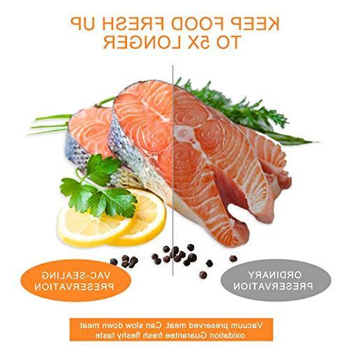 Toprime VS6682 for Saver, Vide Cooking, Starter