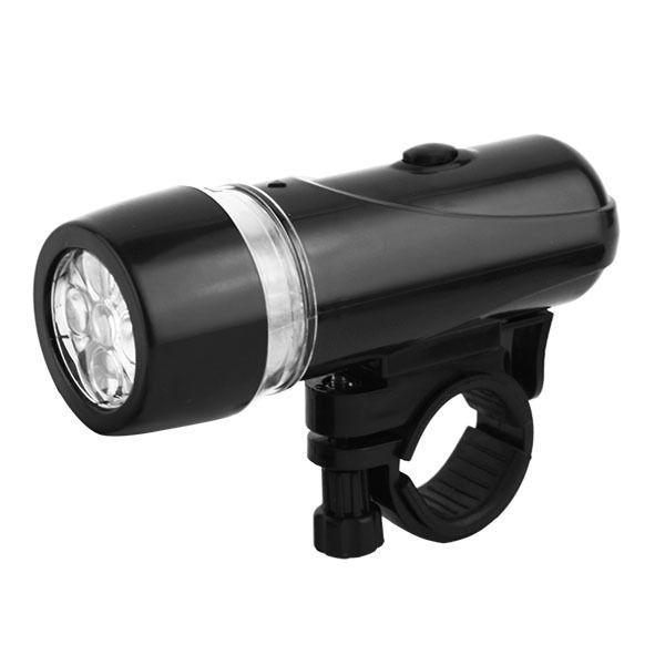 Waterproof Lamp Bike Bicycle Front Head Light+Rear Safety Flashlight Set