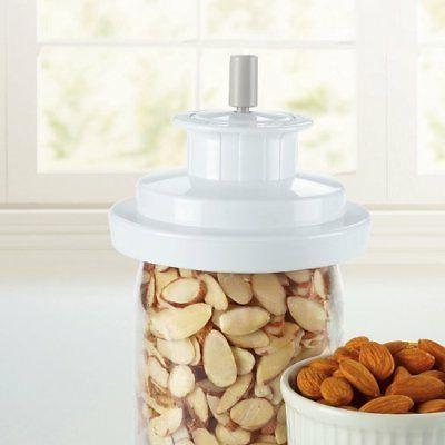Wide Mouth Sealer Vacuum Storage
