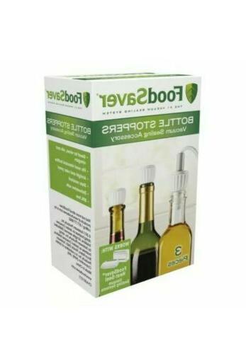 winesaver bottle stoppers