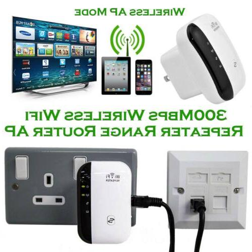 300Mbps AP Router Wireless-N Signal