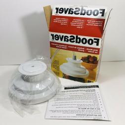 Foodsaver Large Mouth Canning Mason Jar Vacuum Sealer Lid Ho