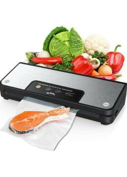 NEW Compact Food Vacuum Sealer