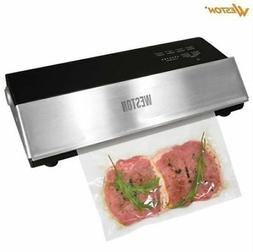 New Weston Pro Advantage Commercial Vacuum Sealer With Bags