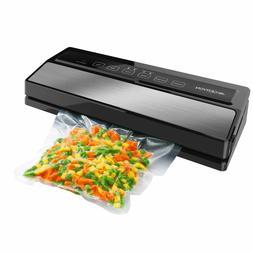 New GERYON Vacuum Sealer Machine Automatic Food Sealer for F