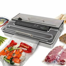 NutriChef PKVS50STS Pro Food Vacuum Sealer, Electric Air Sea