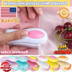 Portable Plastic Mini Sealing Machine Super Sealer Tool Kitc