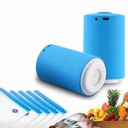 Portable Vacuum Sealer Handy Electric Pump Mini Fresh Seal K