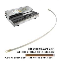 Weston PRO-2100  and PRO-2300  Pro Series Heating Element Wi