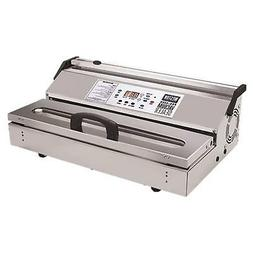 "Weston Pro-3500 Commercial Grade Vacuum Sealer, 15"" bar, Sta"