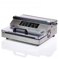"VacMaster PRO350 Vacuum Sealer with 12"" Seal Bar"