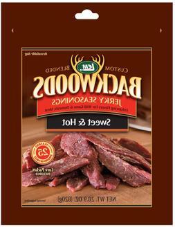 LEM Products 9144 Backwoods Sweet & Hot Jerky Seasoning
