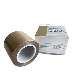 PTFE Coated Fabric Tape | High Temperature Vacuum Machine Pa