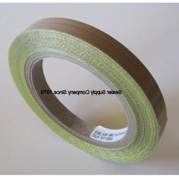 PTFE Tape Teflon Tape for Vacuum, Hand & Impulse Sealers 1/2