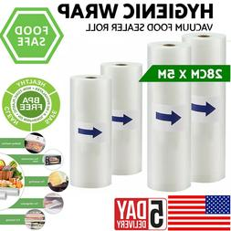 rolls best food vacuum sealer bags kitchen