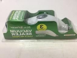 Seal 'N Fresh Handheld Food Vacuum System Vacuum Sealers, Ne