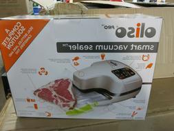 NEW Oliso Pro Smart Vacuum Sealer Silver