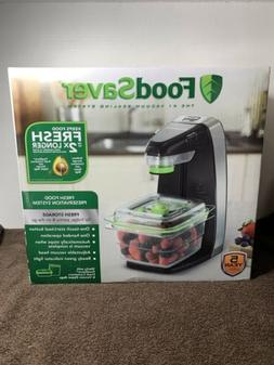 FoodSaver Space-Saver Fresh Appliance System for Zipper Bags