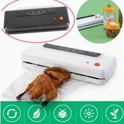 SX-100 Food Bag Vacuum Sealing Machine+Air Suction Hose AC 1