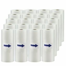 Universal 8x 50 11x50 Vacuum Sealer Embossed Bags Sous Vide