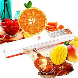 Wanew Upgrade Vacuum Sealer Automatic FoodSaver Sealing Syst