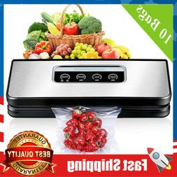 Automatic Vacuum Sealer Machine for Food Preservation,Sealin