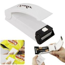 US Mini Heat Sealing Machine Portable Impulse Food Packing P