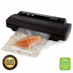 FoodSaver V2244 Vacuum Sealer Machine with Starter Kit | Saf