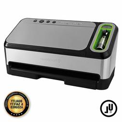 Foodsaver V4840 2-in-1 Vacuum Sealer Machine + Automatic Bag