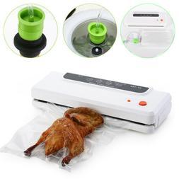 Vacuum Food Sealer Packing Machine Food Preservation+Air Suc