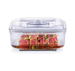 FoodSaver Vacuum Seal Quick Marinator, 2.25 Quarts