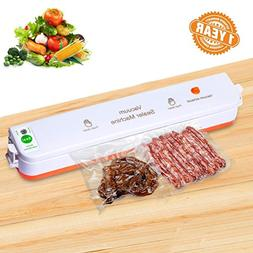 Vacuum Sealer, Food Vacuum Machine, Automatic Sealer, Portab