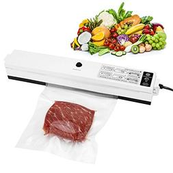 Vacuum Sealer, XBrands Food Sealer Machines One-button Vacuu