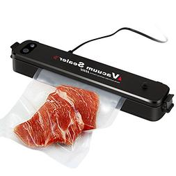 Vacuum Sealer,HikeGeek Food Vacuum Packing Machine with Vacu