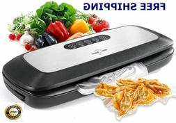 White Dolphin Vacuum Sealer  Automatic Air Sealing System fo