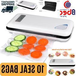 Vacuum Sealer Automatic & Manual Food Saver Sealing System P