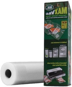 LEM Products Vacuum Sealer Bag Roll, 11-Inch x 50-Feet