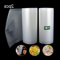 """Vacuum Sealer Bags  8""""x 50' Vacuum Sealer Rolls For Food Sav"""
