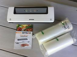 Gourmia Vacuum Sealer Food Preserver New With Bags GVS415