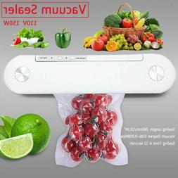 Vacuum Sealer Food Saver Machine Home Sealing System Meal Fr