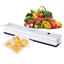 Vacuum Sealer, MONSHAPE Automatic Food Sealer Machine w/Star