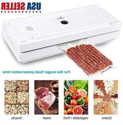 Vacuum Sealer Machine Automatic Sealing System w/ Bags Food