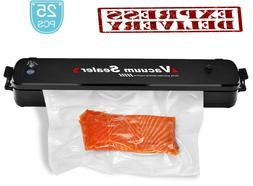 vacuum sealer machine food saver fresh storage