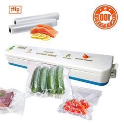 Vacuum Sealer Machine,JETITI Vacuum Sealing System for Food