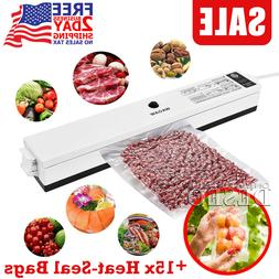 Commercial Food Saver Vacuum Sealer Meal Storage Sealing Mac